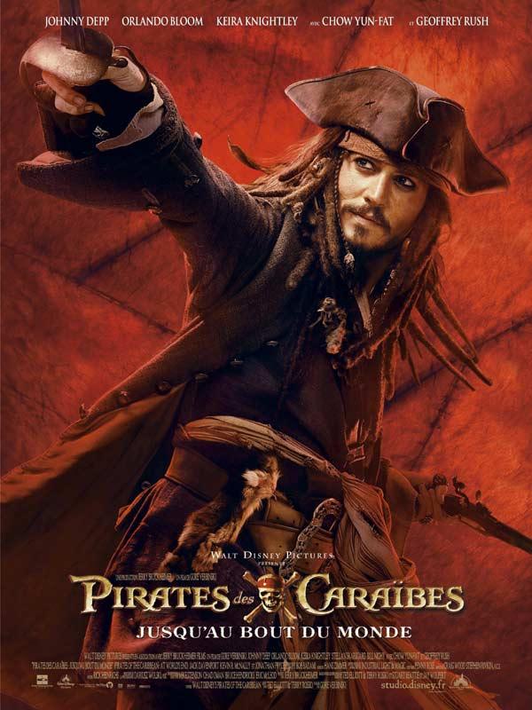 Pirates des Cara�bes 3 : Jusqu'au Bout du Monde en streaming