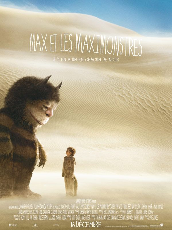 max_et_les_maximonstres_where_the_wild_things_are_spike_jonze_affiche_poster