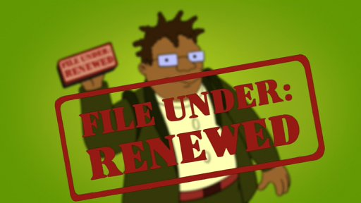 futurama_hermes_return_back_comedy_central_season_6