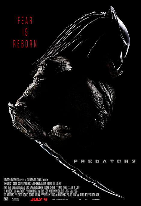 predators_robert_rodriguez_nimrod_antal_adrien_brody_alice_braga_danny_trejo_walton_goggins_sxsw_affiche_poster
