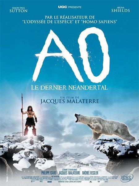 ao_le_dernier_neandertal_jacques_malaterre_simon_paul_sutton_aruna_shields_affiche_poster