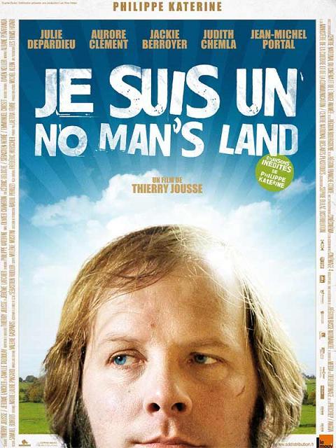 je suis un no man's land_philippe katerine_julie depardieu_thierry jousse_jackie beroyer_affiche_poster