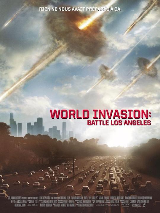 world invasion_battle los angeles_aaron eckhart_michelle rodriguez_ramon rodriguez_jonathan liebesman_affiche_poster
