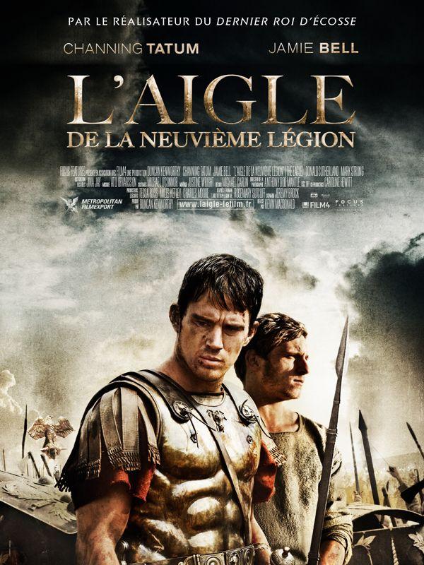 l'aigle de la neuvieme legion_the eagle_channing tatum_jamie bell_donald sutherland_kevin macdonald_affiche_poster