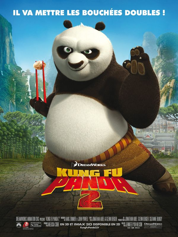 kung fu panda 2_jack black_manu payet_dustin hoffman_angelina jolie_lucy liu_seth rogen_gary oldman_jean-claude van damme_affiche_poster