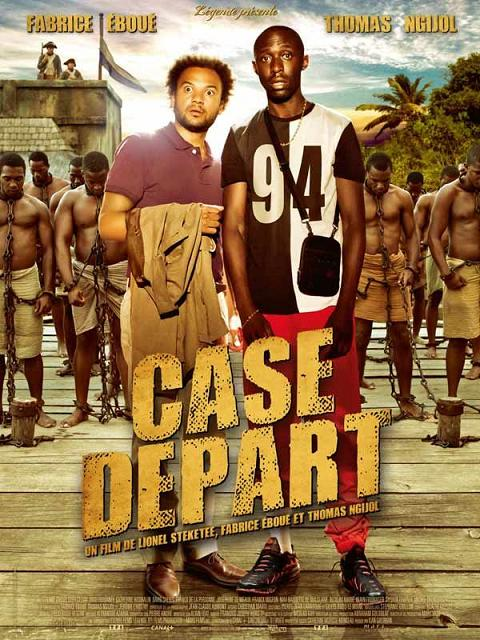 case depart_thomas ngijol_fabrice eboue_lionel steketee_affiche_poster