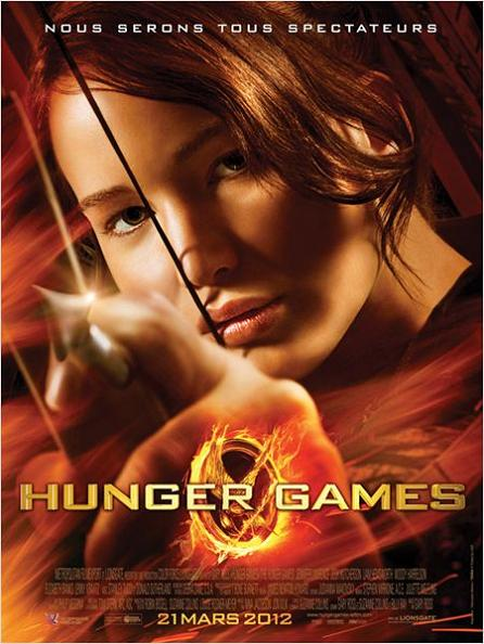 hunger games_jennifer lawrence_josh hutcherson_gary ross_affiche_poster
