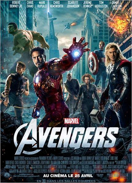 avengers_robert downey jr_scarlett johansson_chris hemsworth_joss whedon_affiche_poster