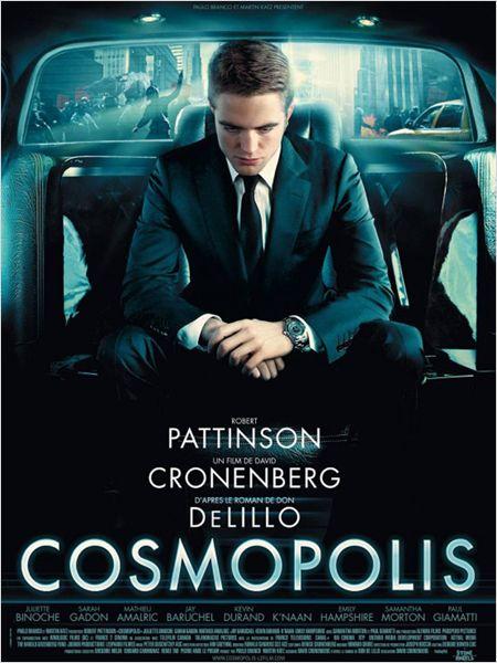 cosmopolis_robert pattinson_juliette binoche_david cronenberg_affiche_poster