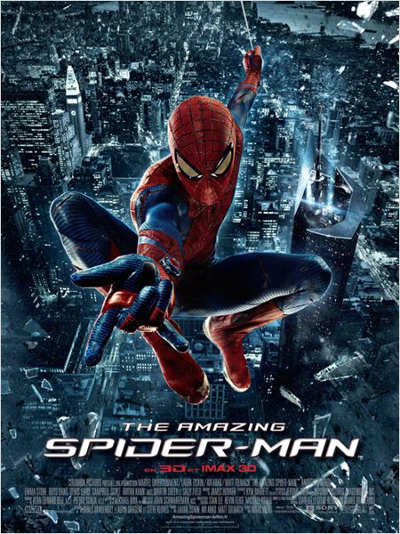 the amazing spider-man_andrew garfield_emma stone_marc webb_reboot_affiche_poster