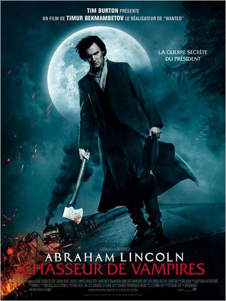 abraham lincoln_chasseur de vampires_benjamin walker_timur bekmambetov_tim burton_affiche_poster