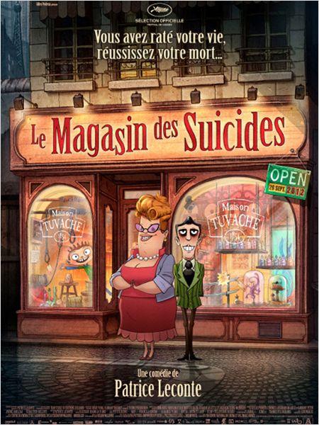 le magasin des suicides_patrice leconte_jean teulé_affiche_poster