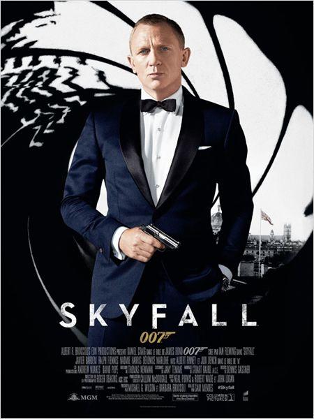skyfall_james bond_daniel craig_judi dench_javier bardem_sam mendes_affiche_poster