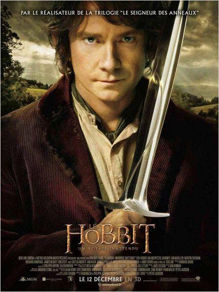 le hobbit un voyage inattendu_an unexpected journey_martin freeman_ian mckellen_peter jackson_affiche_poster
