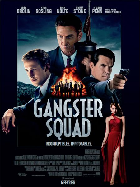 gangster squad_josh brolin_ryan gosling_emma stone_sean penn_ruben fleischer_affiche_poster