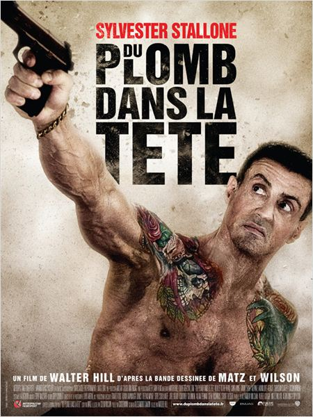 du plomb dans la tete_bullet in the head_sylvester stallone_sung kang_walter hill_affiche_poster