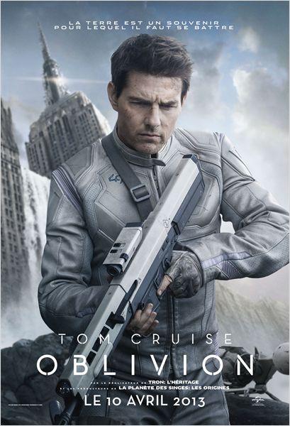 oblivion_tom cruise_olga kurylenko_morgan freeman_joseph kosinski_affiche_poster