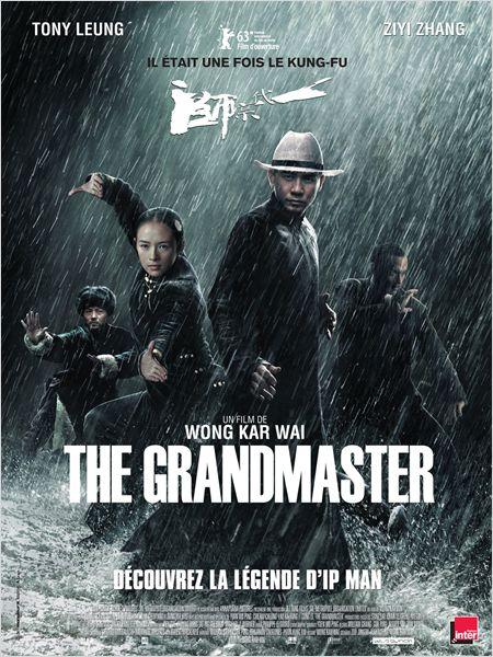 the grandmaster_tony leung_zhang ziyi_wong kar-wai_affiche_poster