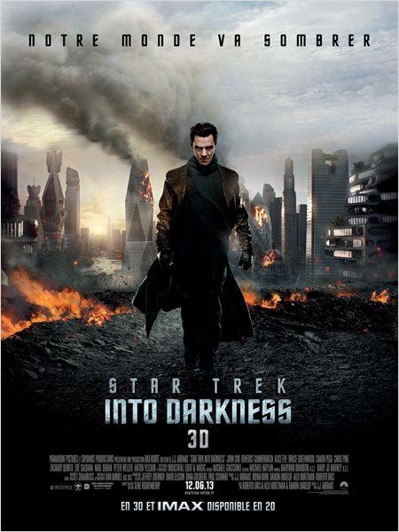 star trek into darkness_chris pine_zachary quinto_benedict cumbertach_jj abrams_affiche_poster