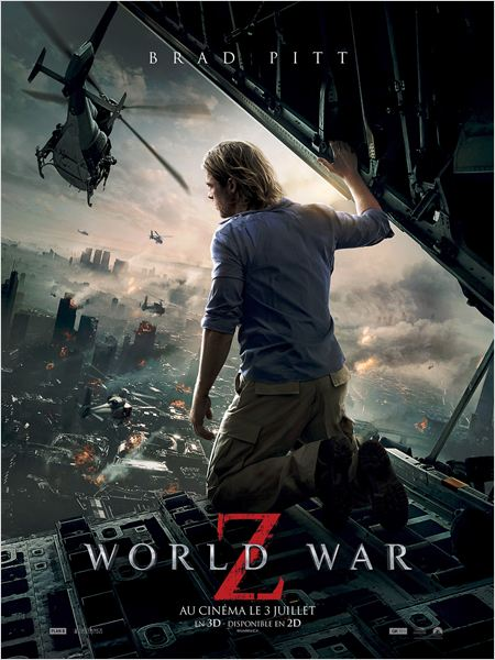 world war z_brad pitt_marc forster_max brooks_affiche_poster