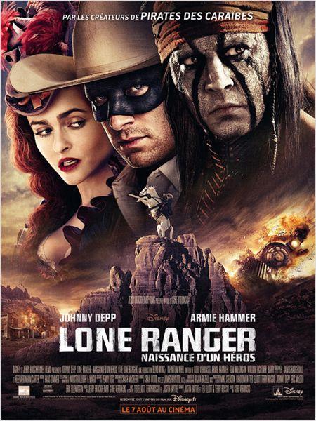 lone ranger_johnny depp_armie hammer_helena bonham carter_gore verbinski_affiche_poster