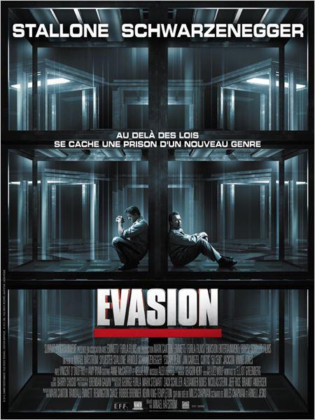 evasion_escape plan_arnold schwarzenegger_sylvester stallone_mikael halstrom_affiche_poster