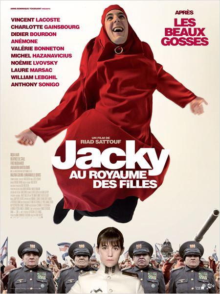 jacky au royaume des filles_vincent lacoste_charlotte gainsbourg_riad sattouf_affiche_poster