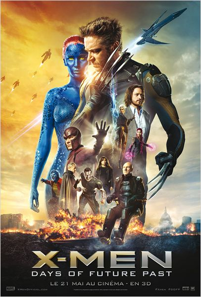 x-men days of future past_hugh jackman_michael fassbender_james mcavoy_bryan singer_affiche_poster