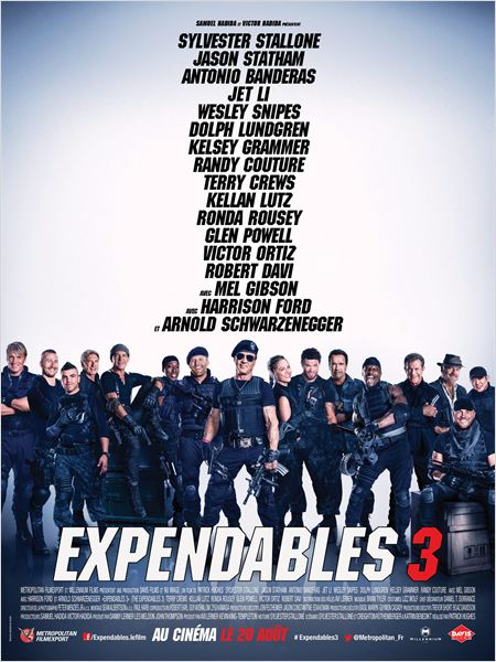 expendables 3_sylvester stallone_arnold schwarzenegger_harrison ford_mel gibson_patrick hughes_affiche_poster