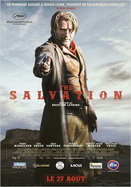 the salvation_mads mikkelsen_eva green_kristian levring_affiche_poster