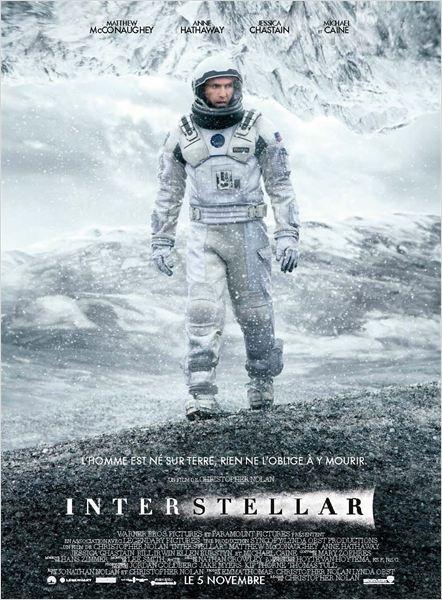 interstellar_matthew mcconaughey_anne hathaway_jessica chastain_christopher nolan_affiche_poster
