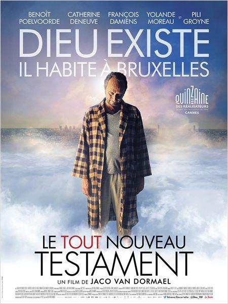 le tout nouveau testament_benoit poelvoorde_françois damiens_jaco van dormael_affiche_poster