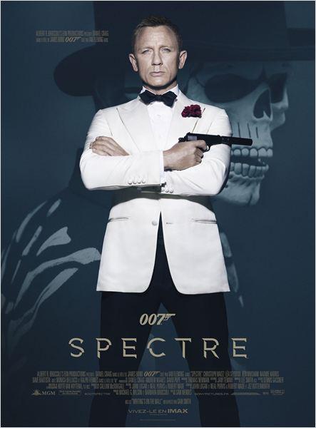 007 spectre_daniel craig_lea seydoux_christoph waltz_sam mendes_affiche_poster