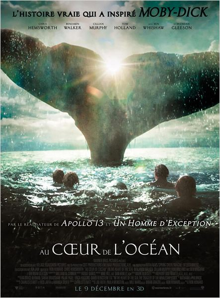 au coeur de l'ocean_in the heart of the ocean_chris hemsworth_ron howard_affiche_poster