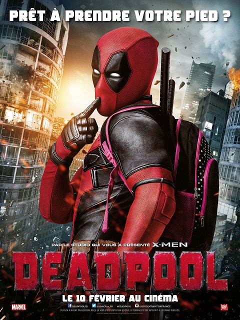 deadpool_ryan reynolds_tim miller_marvel_affiche_poster