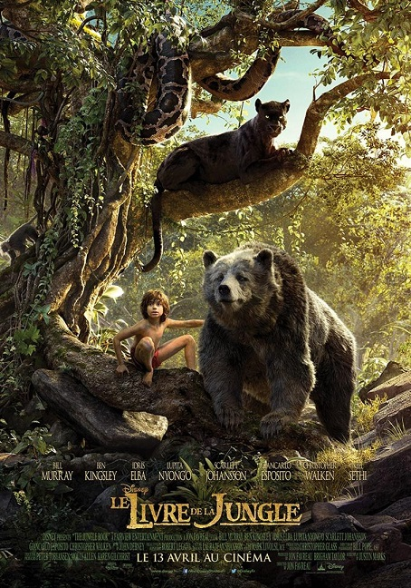 le livre de la jungle_the jungle book_disney_jon favreau_affiche_poster