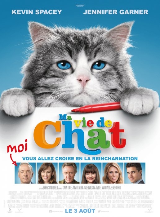 ma vie de chat_nine lives_kevin spacy_jennifer garner_barry sonnenfeld_affiche_poster