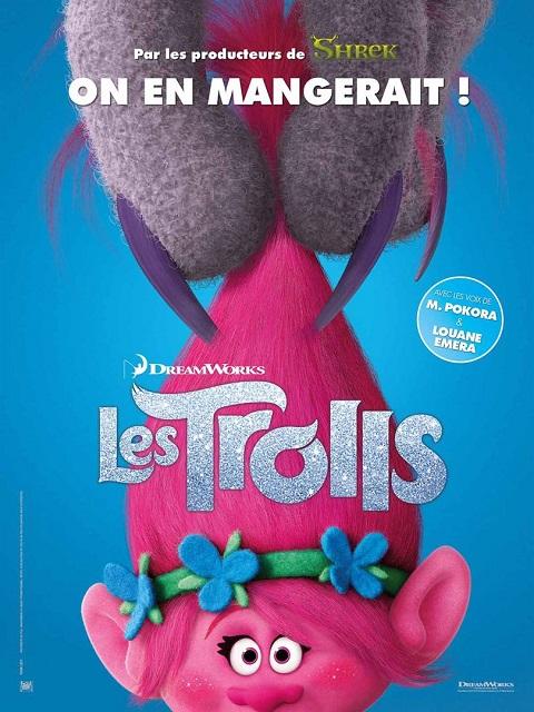 les trolls_justin timberlake_m pokora_louane_mike mitchell_affiche_poster