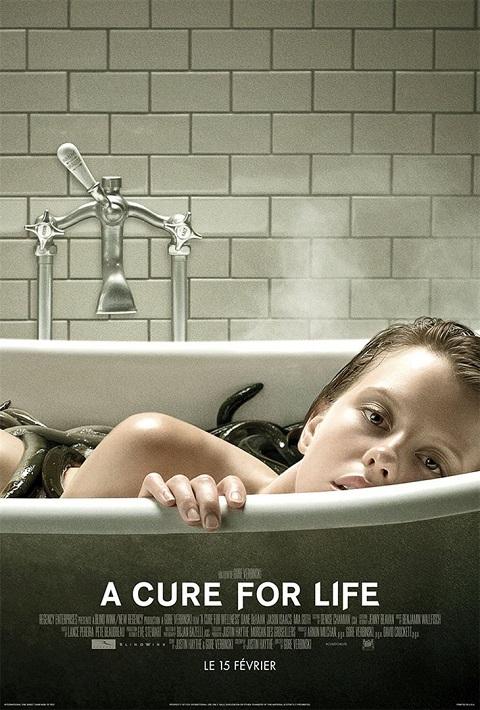 a cure for life_a cure for wellness_dane dehaan_jason isaacs_gore verbinski_affiche_poster