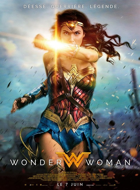 wonder woman_gal gadot_chris pine_danny huston_patty jenkins_affiche_poster