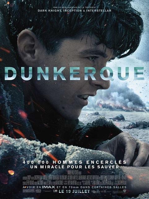 dunkerque_mark rylance_cillian murphy_christopher nolan_affiche_poster