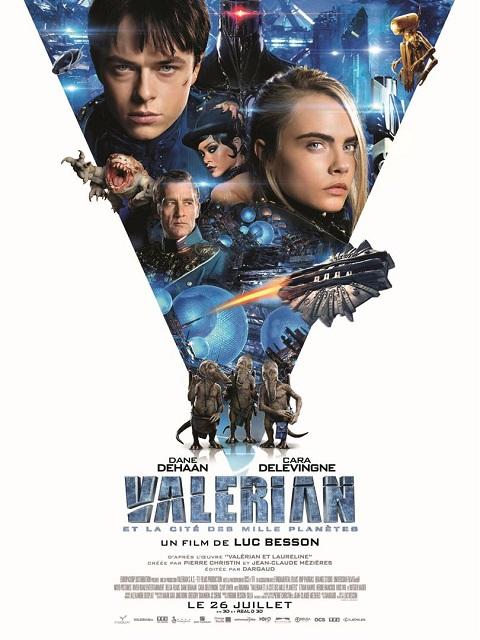 valerian et la cite des mille planetes_dane dehaan_cara delevingne_luc besson_affiche_poster