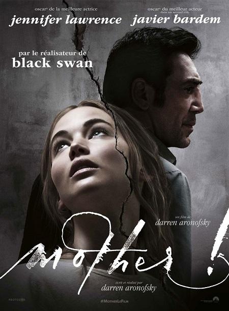 mother!_jennifer lawrence_javier bardem_darren aronofsky_affiche_poster