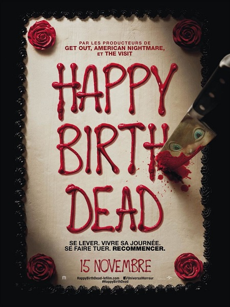 happy birthdead_happy deathday_jessica rothe_christopher landon_affiche_poster