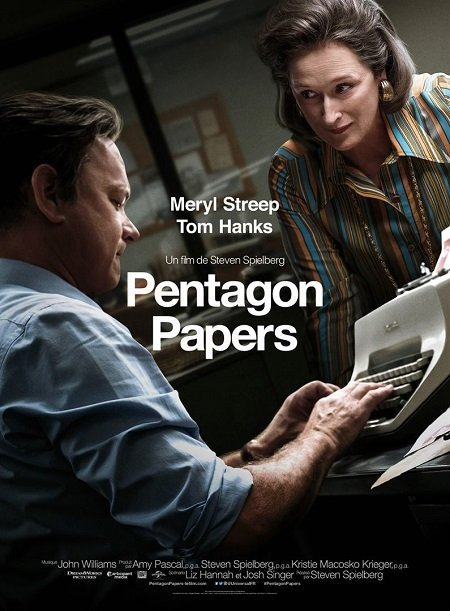 pentagon papers_the post_meryl streep_tom hanks_steven spielberg_affiche_poster