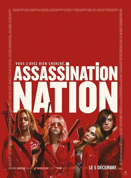 assassination nation_sam levinson_affiche_poster
