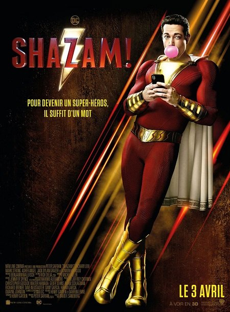 shazam_zachary levi_mark strong_david f sandberg_dc_affiche_poster