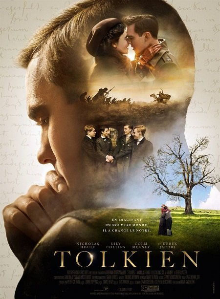 tolkien_nicholas hoult_lily collins_dome karukoski_affiche_poster