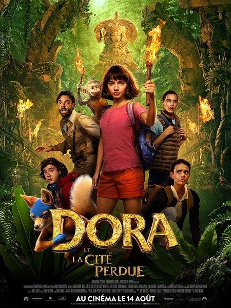 dora et la cite perdue_dora and the lost city of gold_isabela moner_eugenio derbez_james bobin_affiche_poster
