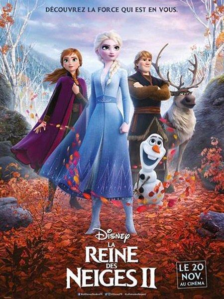 reine des neiges 2_frozen 2_jennifer lee_chris buck_disney_affiche_poster
